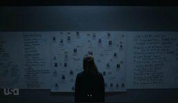 Dom's FBI Board in season 2