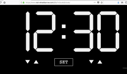 RWB Clock Walkthru