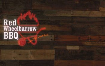 Red Wheelbarrow BBQ